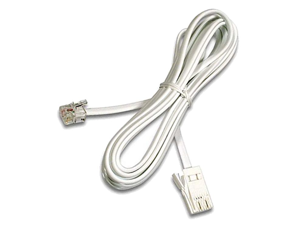 rg-11 to british plug 4 wire